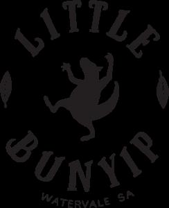 Little Bunyip Logo - Black (large)